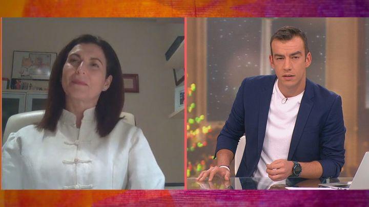 """Raquel Yotti: """"Las vacunas son seguras y efectivas, pero no debemos relajarnos"""""""