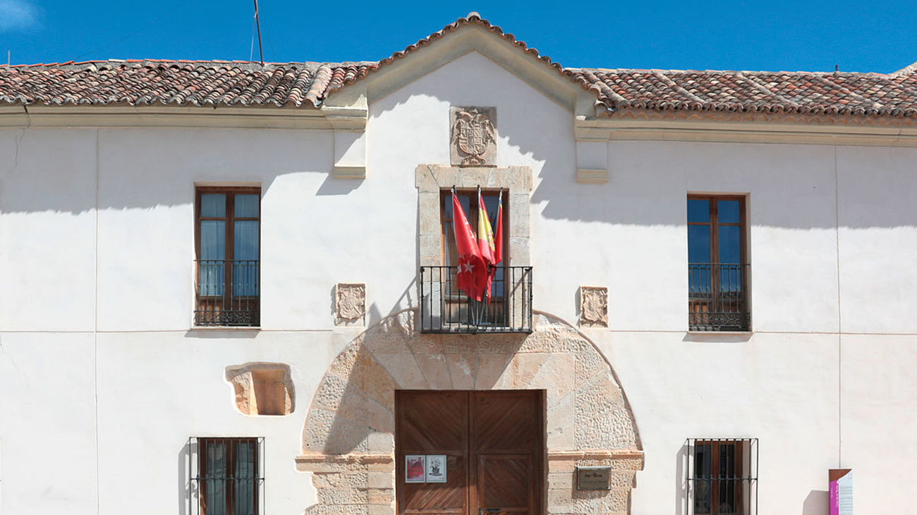 Casa de la Tercia de Villarejo de Salvanés