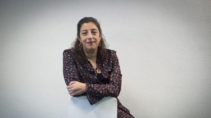 María Frisa nos presenta su última novela, 'El nido de la araña'