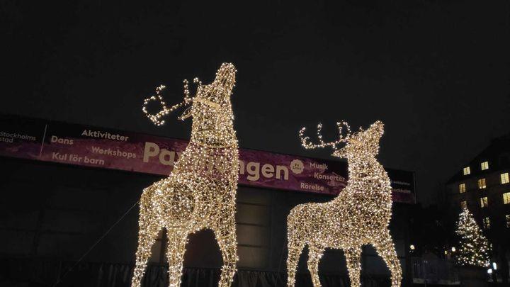 Madrileños por el mundo visita Estocolmo en Navidad