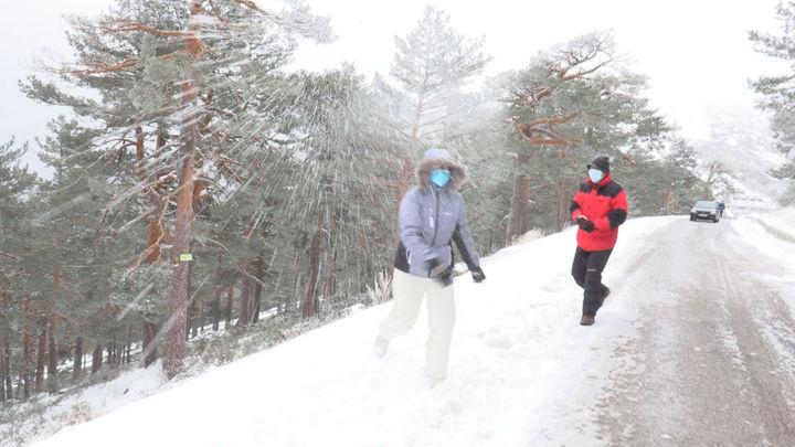 Mi cámara y yo: Tiempo de Nieve