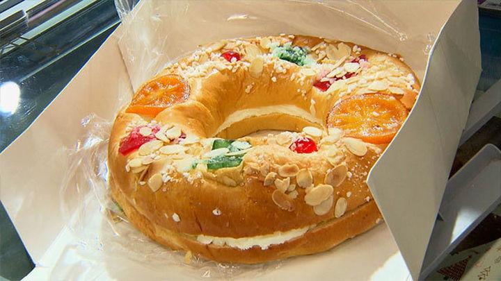 Madrid plato a plato: Roscón de Reyes