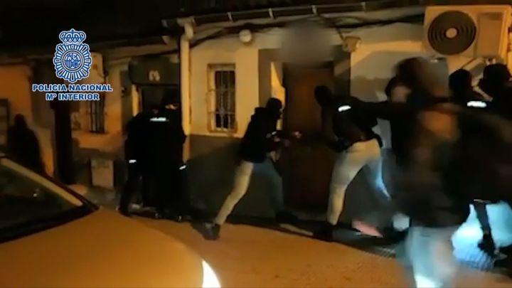 Desmantelados varios narcopisos y puntos de venta de droga en Madrid cuatro operaciones policiales