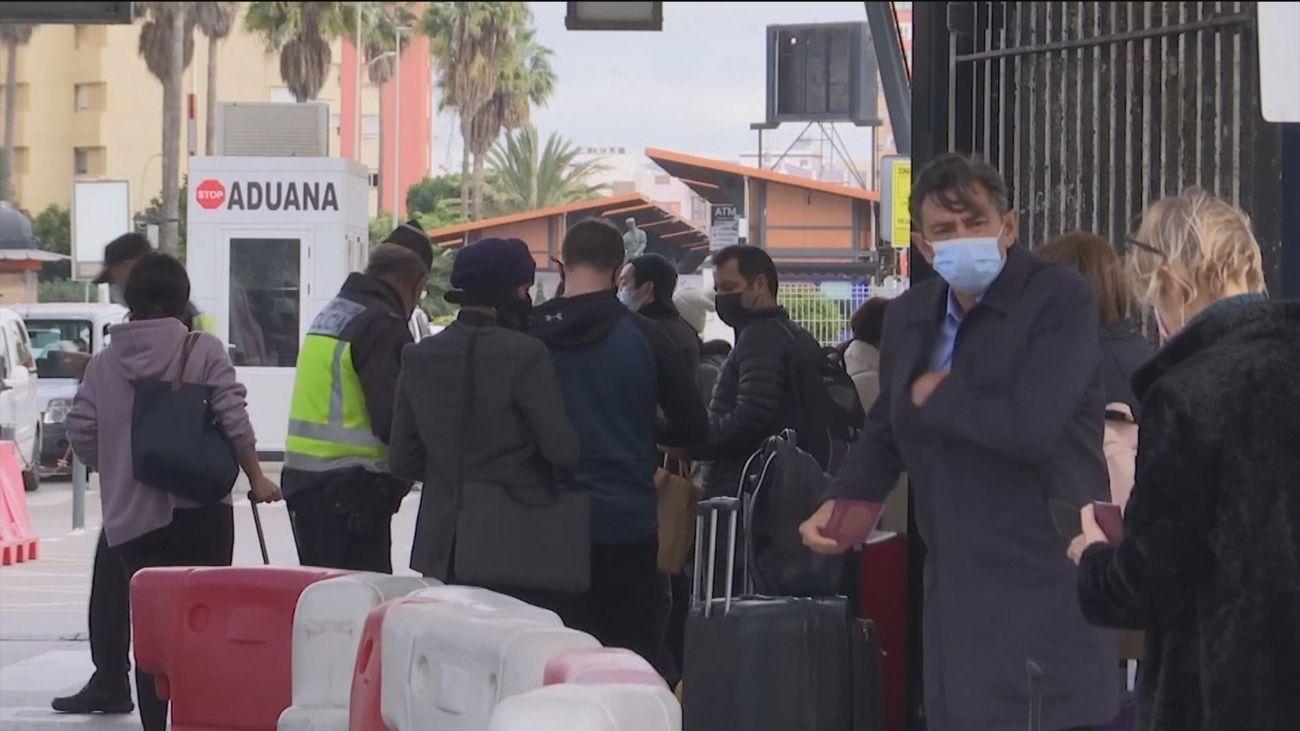 """Laya advierte al Reino Unido quesin acuerdo """"no hay plan B"""" a la """"frontera dura"""" en Gibraltar"""