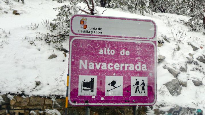 Vuelven a abrir las estaciones de Valdesquí y Navacerrada tras la borrasca Filomena