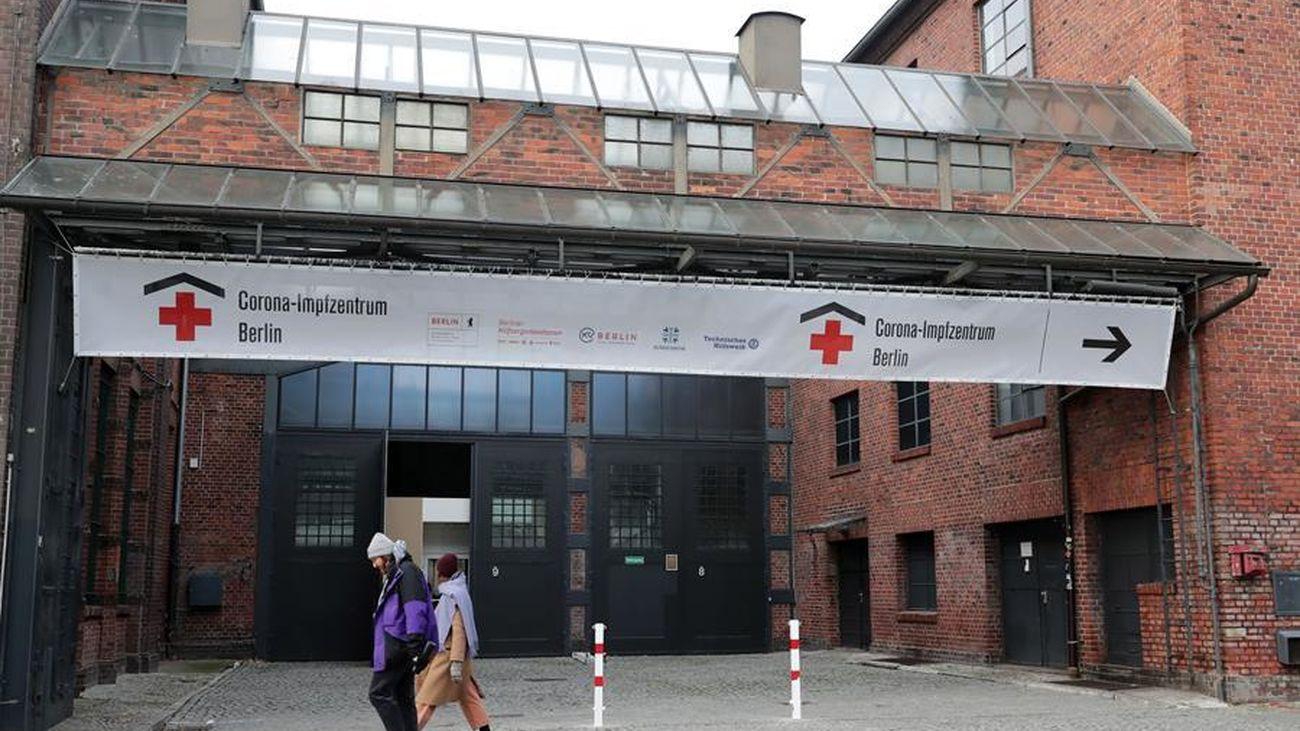 Alemania  notifica por primera vez más de mil muertos por Covid en un sólo día