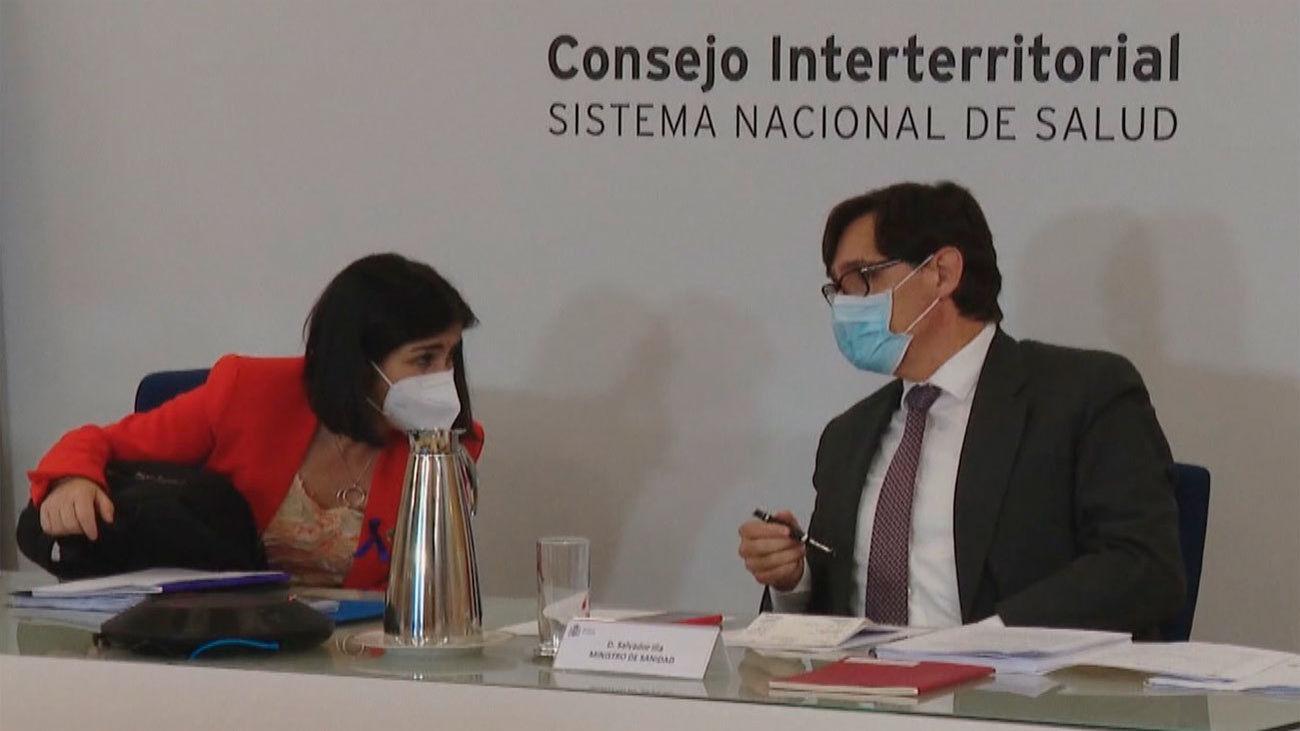 Carolina Darias se perfila como sustituta de Salvador Illa en Sanidad tras aceptar este ser el candidato del PSC