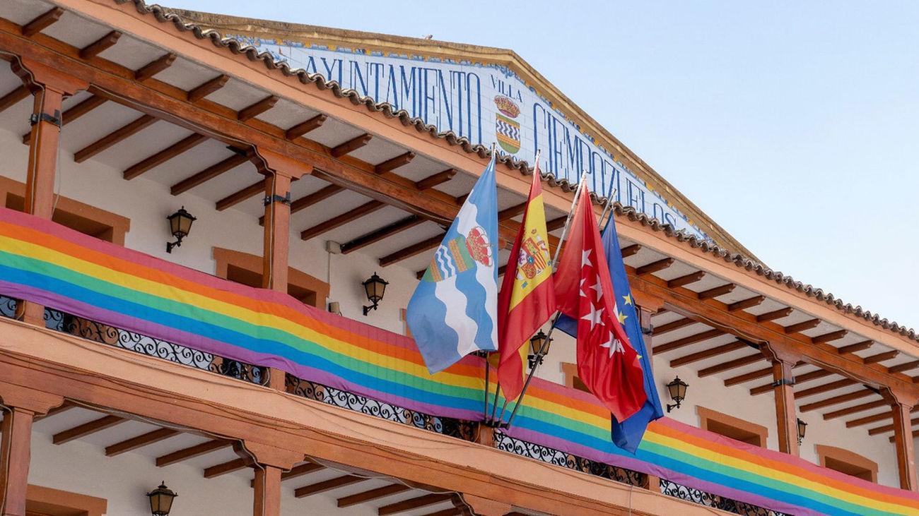Fachada del Ayuntamiento de Ciempozuelos