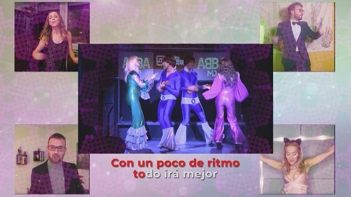 """""""Madrid Directo"""" despide el año con Abba"""