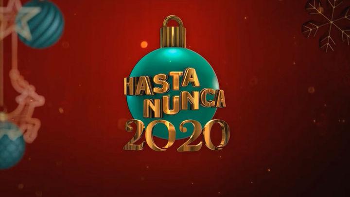 ¡Hasta nunca 2020!, así despide el año Telemadrid