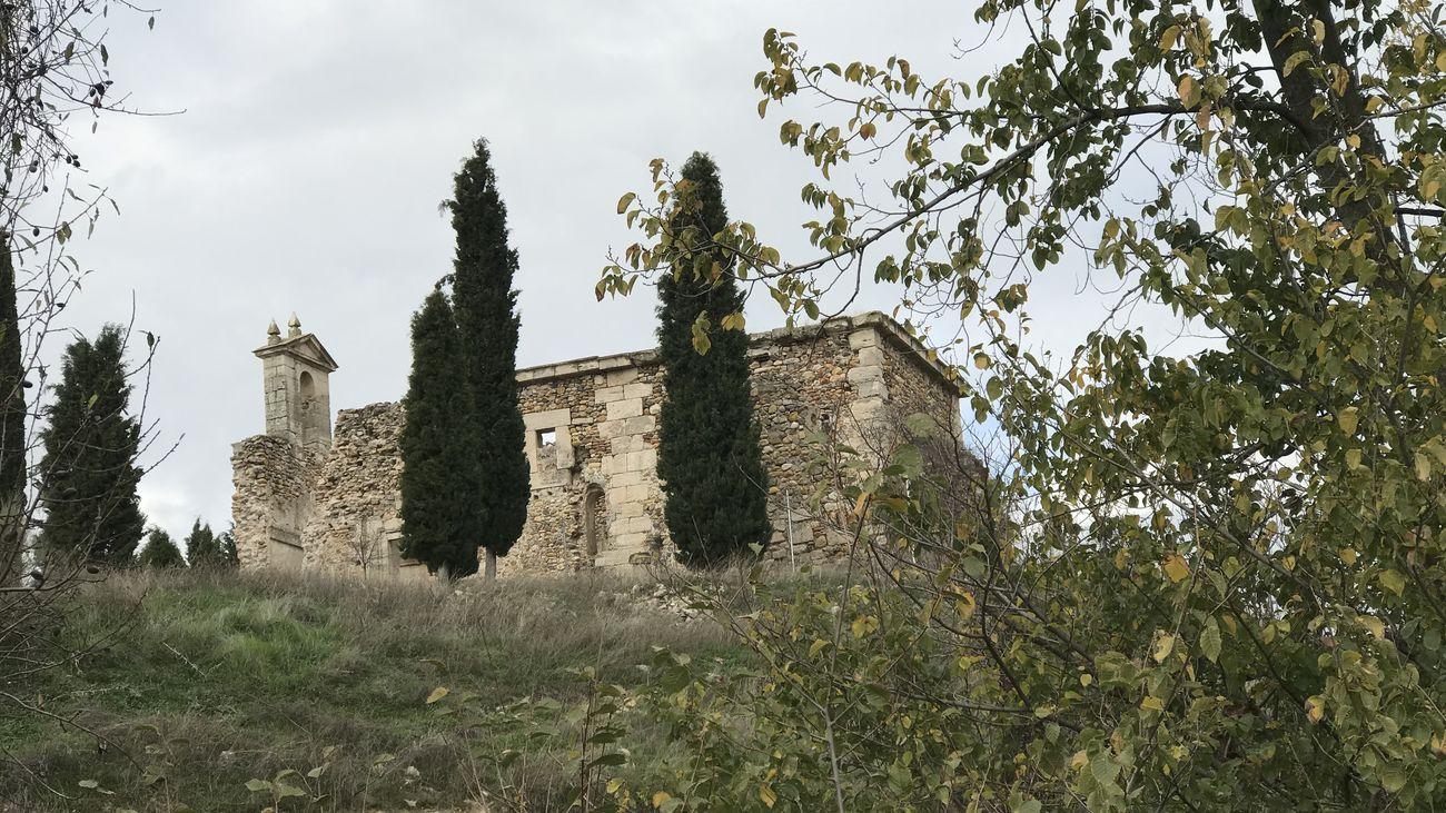 Ermita de Santa María de la Cabeza en Torrelaguna