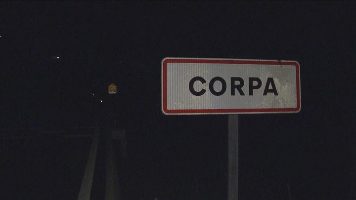 A menos 3 grados y sin electricidad en Corpa y su comarca