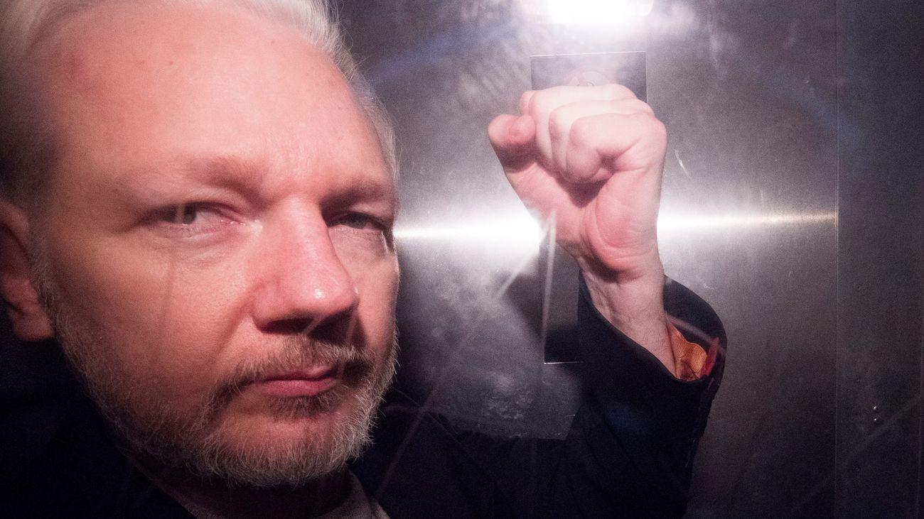 Reino Unido rechaza extraditar a Julian Assange a EEUU