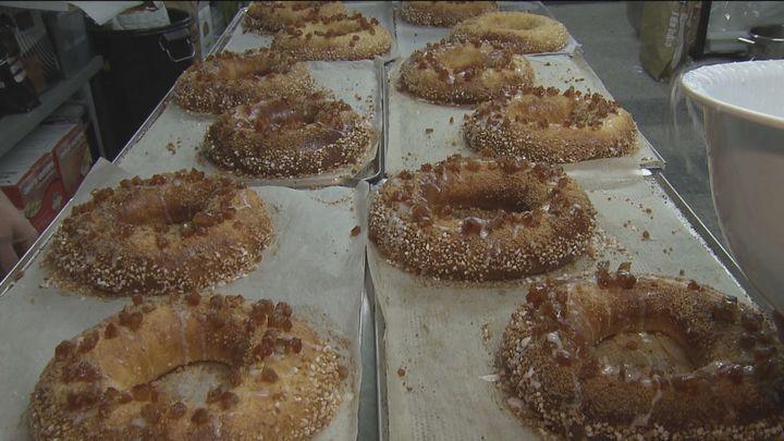 El roscón de Reyes, el dulce estrella con reserva completa  de las pastelerías madrileñas