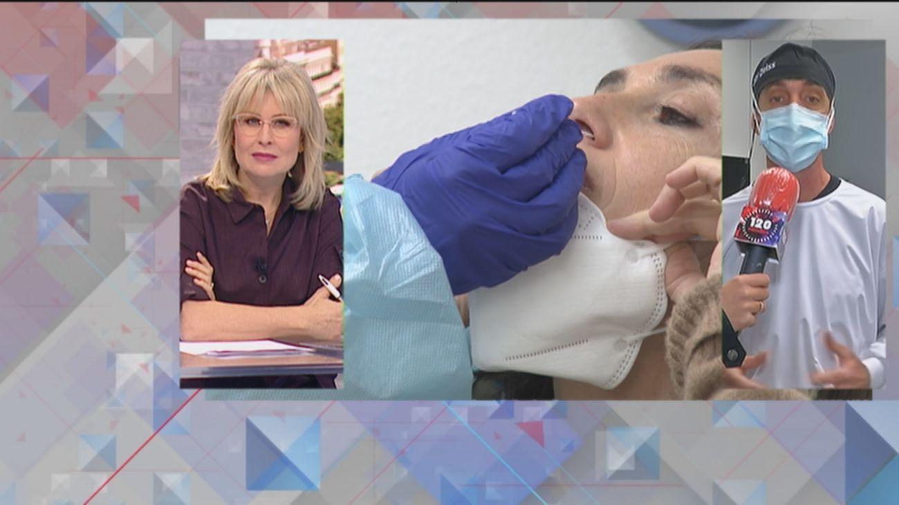 Las clínicas dentales de Madrid, preparadas también para realizar test de antígenos