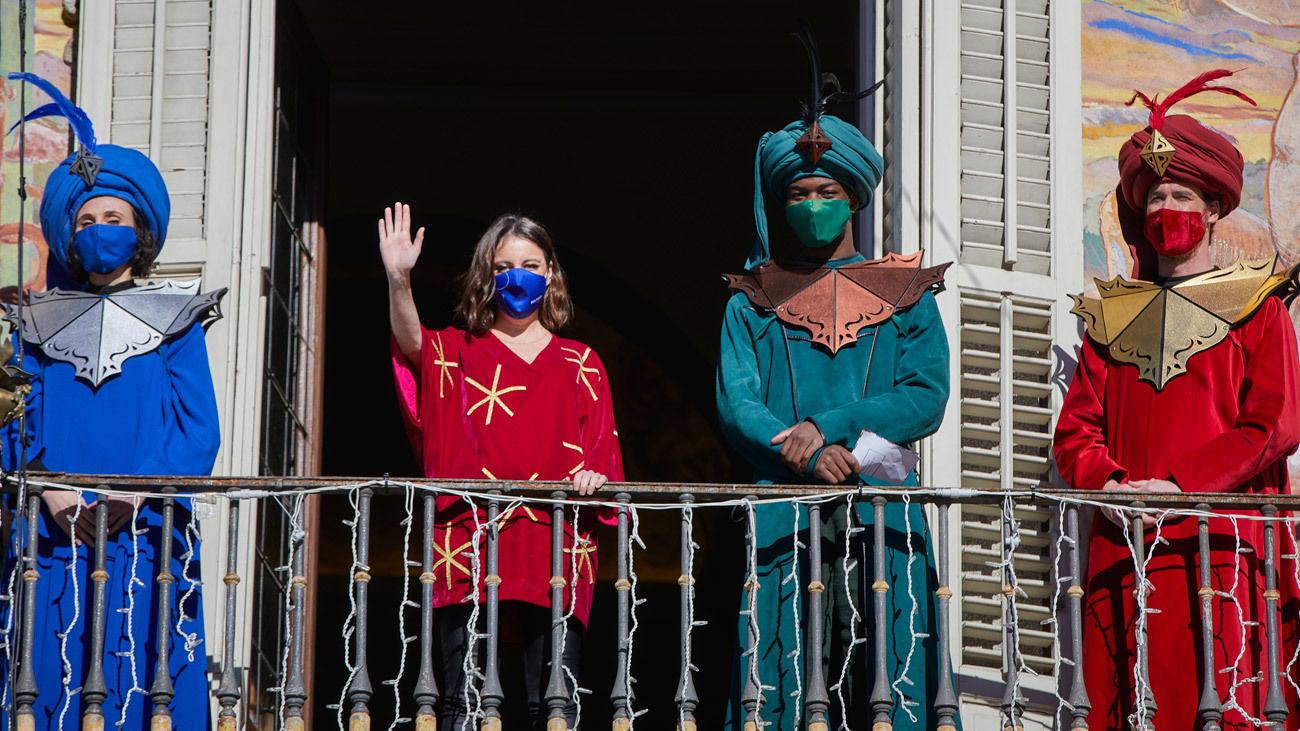 Andrea Levy explica cómo será la llegada de los Reyes Magos a Madrid
