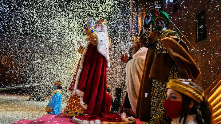 Gala de los Reyes Magos 2021