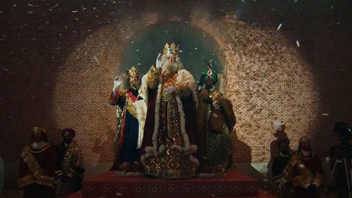 Así ha sido la entrada triunfal de los Reyes Magos en Madrid