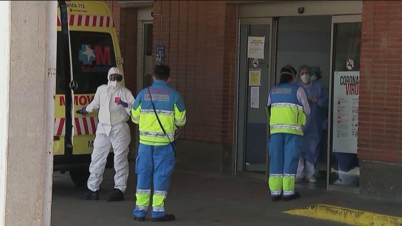 Madrid notifica 3.578 nuevos contagios y 26 defunciones en las últimas 24 horas