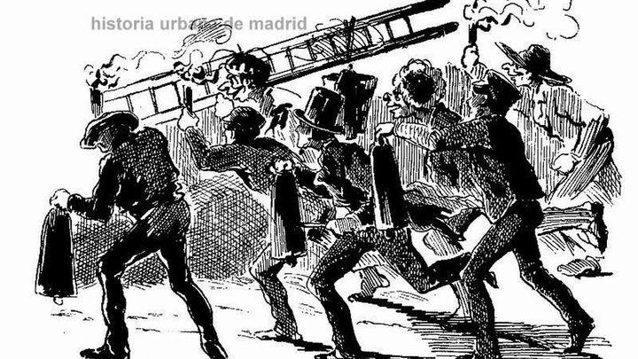 Buenos Días Pasado: las comparsas de la Noche de Reyes de 1882