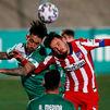 1-0. El Atlético de Madrid, eliminado de la Copa por el Cornellà