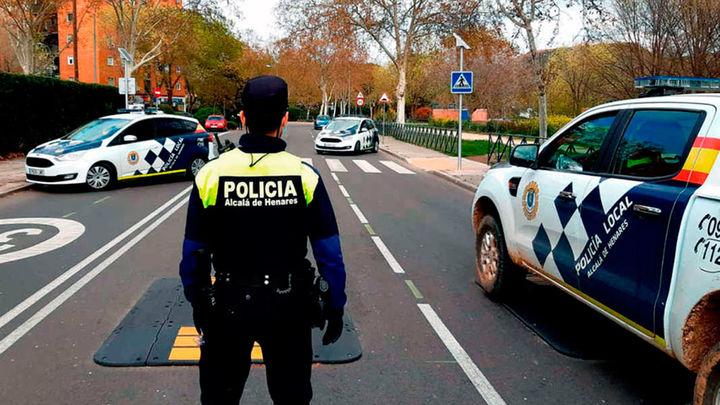 Alcalá de Henares elabora un dispositivo especial de tráfico ante el aviso de frío y nieve