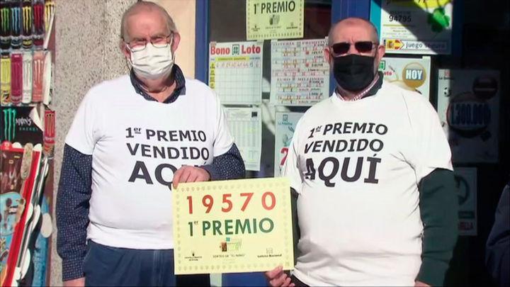 El Niño reparte 700 millones de euros en España, también en Getafe, Parla y Madrid