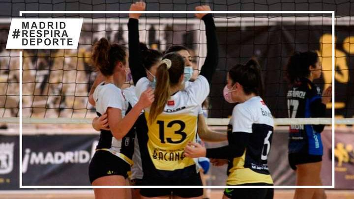 VP Madrid busca coronarse en la Copa Princesa de voleibol