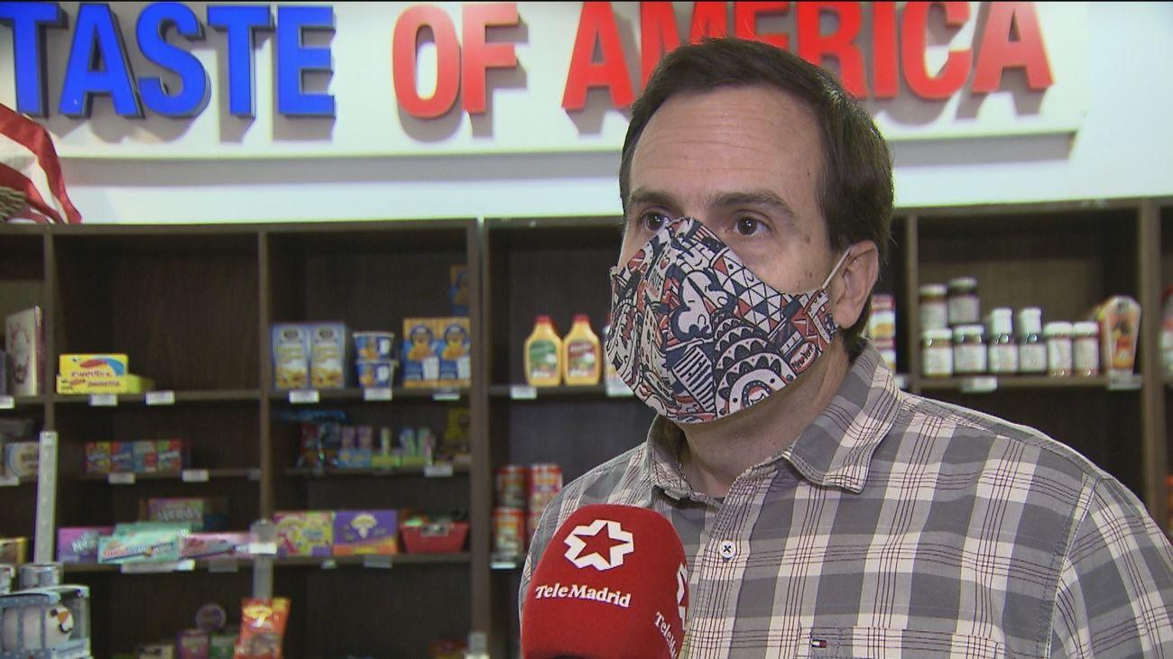 Indignación y estupor de los estadounidenses que viven en Madrid tras el asalto al Capitolio