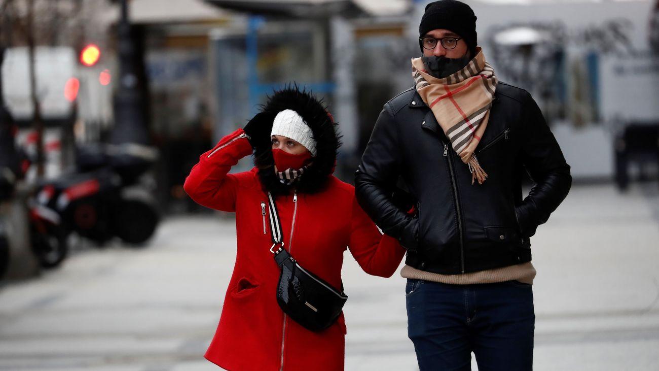 Madrid se prepara para un puente de San José invernal, con lluvias, nieve y mucho frío