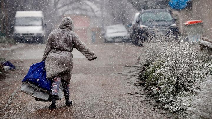 El Ayuntamiento de Madrid ofrece cobijo a las familias de la Cañada Real ante las bajas temperaturas