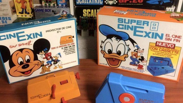 Una exposición muestra los juguetes favoritos de los niños de la EGB