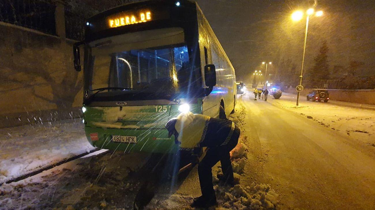 Autobús de Boadilla