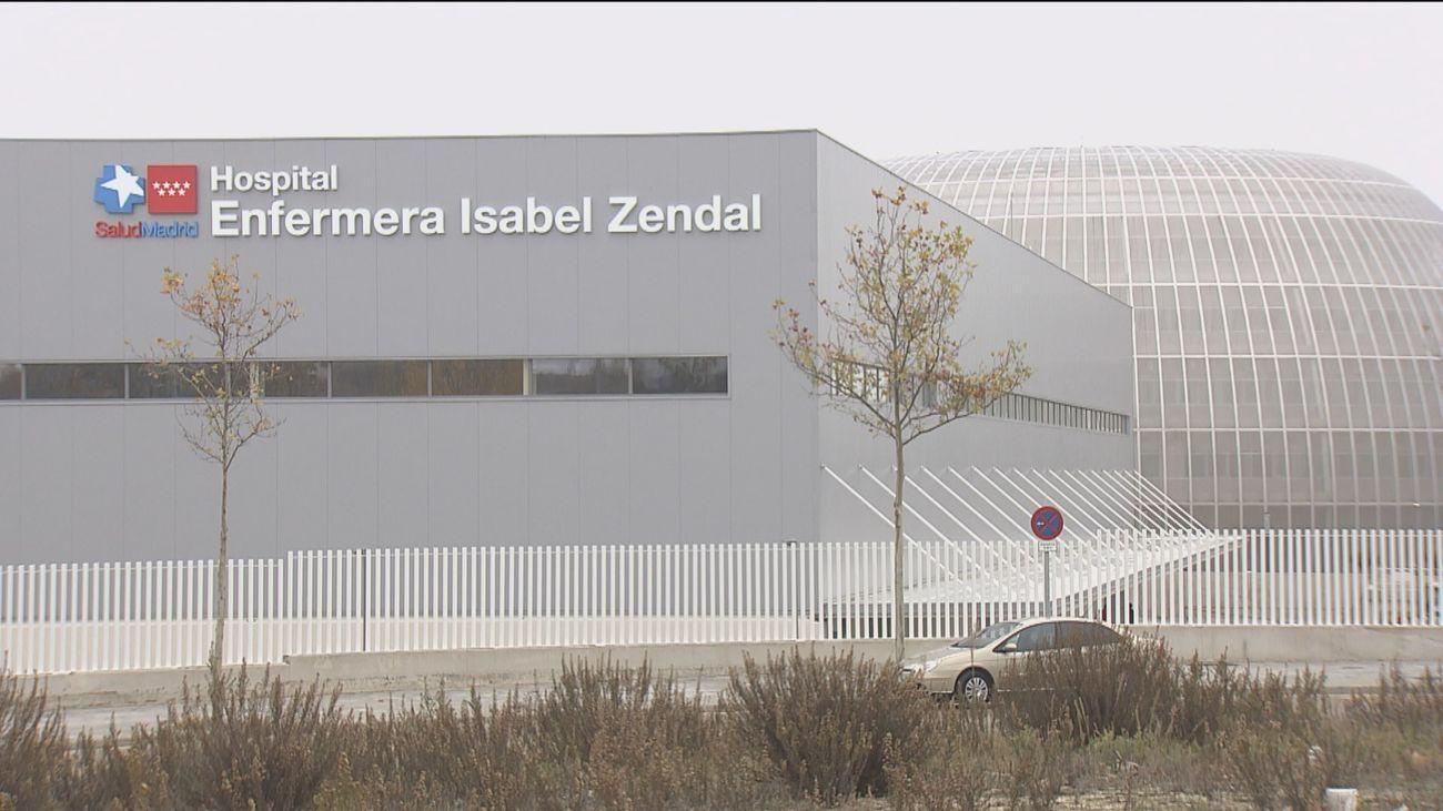 Hospital de Emergencias Enfermera  Isabel Zendal