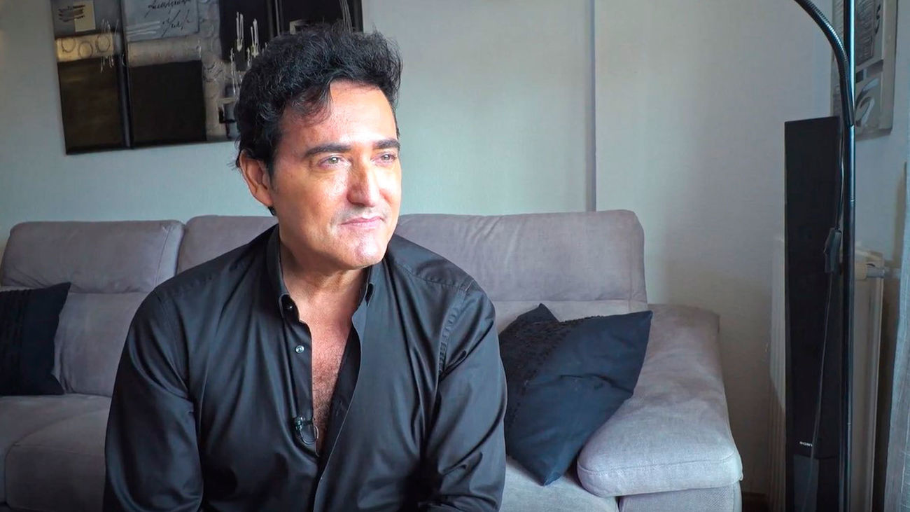 """El cantante de 'Il Divo' Carlos Marín: """"Como en Madrid, no se aplaude en ningún otro sitio"""""""