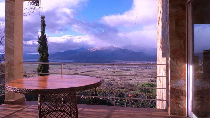 La vivienda con mejores vistas de la sierra está en Soto del Real