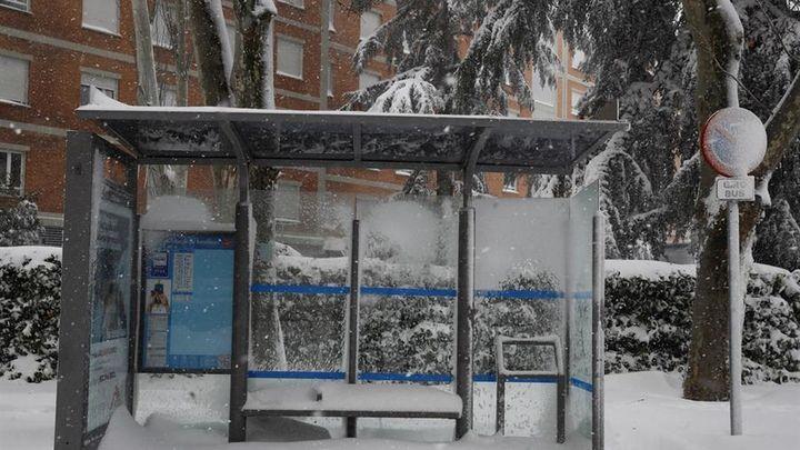 Torrejón de Ardoz también vive una histórica nevada
