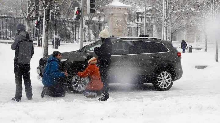 Consejos de Francisco Salinero para una conducción segura bajo la nieve