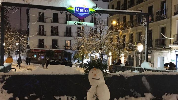 Especial - Madrid bajo la nieve -  Madrid Directo- 09.01.21 (parte 3)
