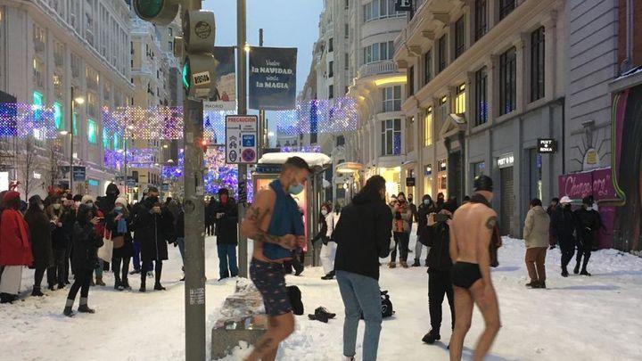 Especial - Madrid bajo la nieve -  Madrid Directo- 09.01.21 (parte 4)