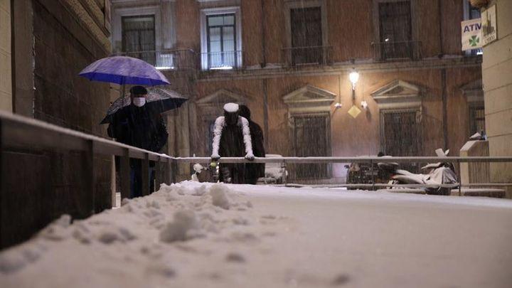 Especial - Madrid bajo la nieve 10.01.2021 (parte 2)