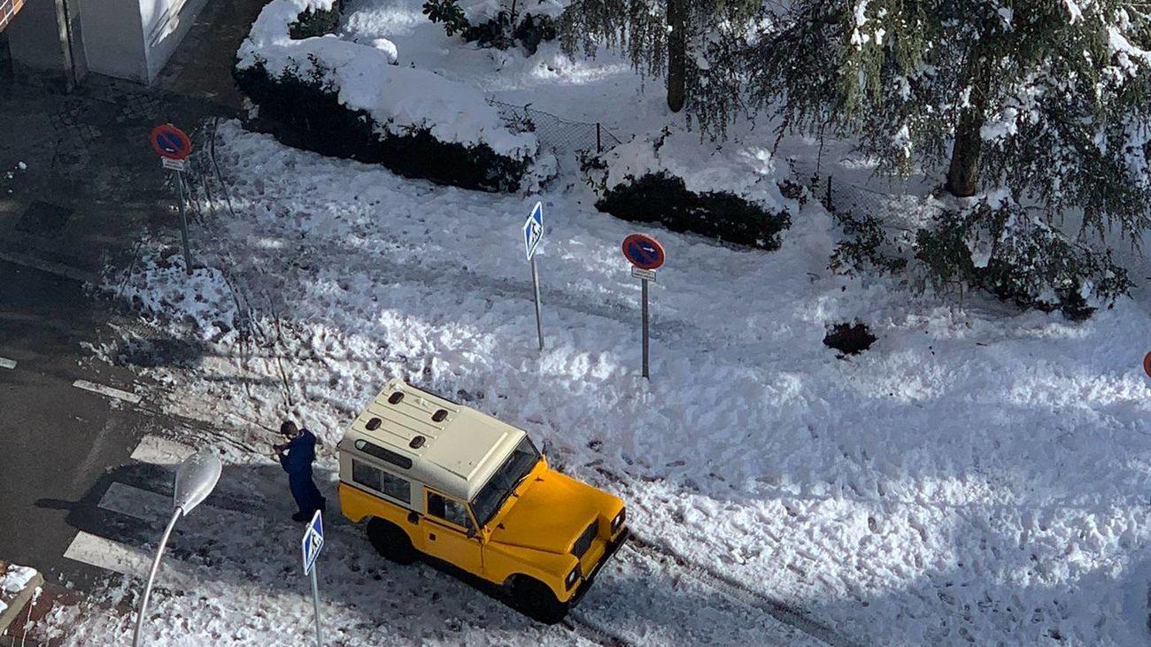 Los voluntarios del 4x4 que llegan donde no pueden acceder las ambulancias