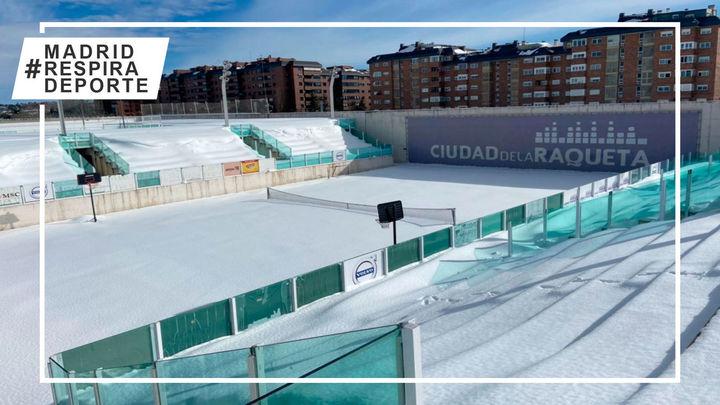 Suspendidoslos torneos de tenis Marca Jóvenes Promesas y Warriors Tour en Madrid