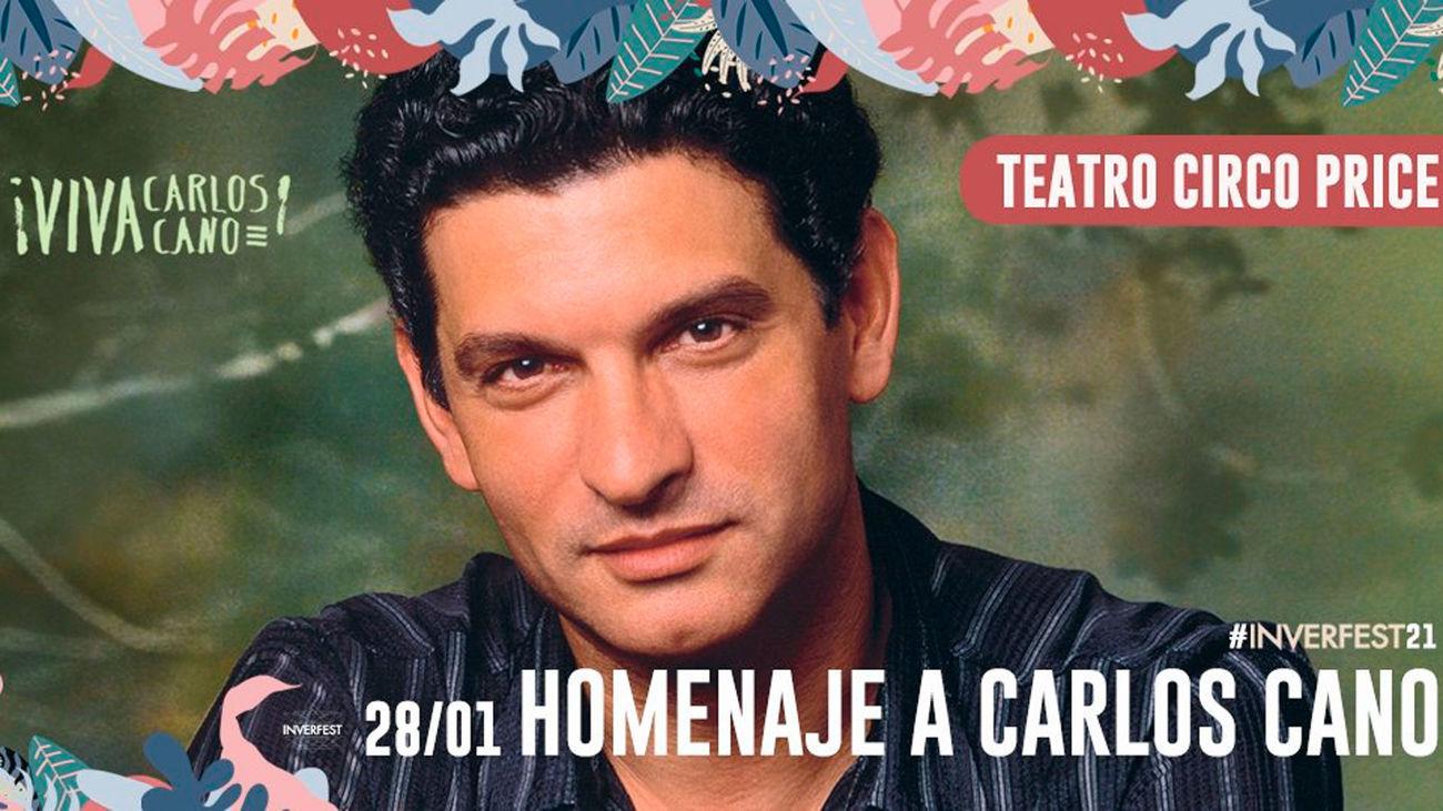 Homenaje a Carlos Cano en el Inverfest