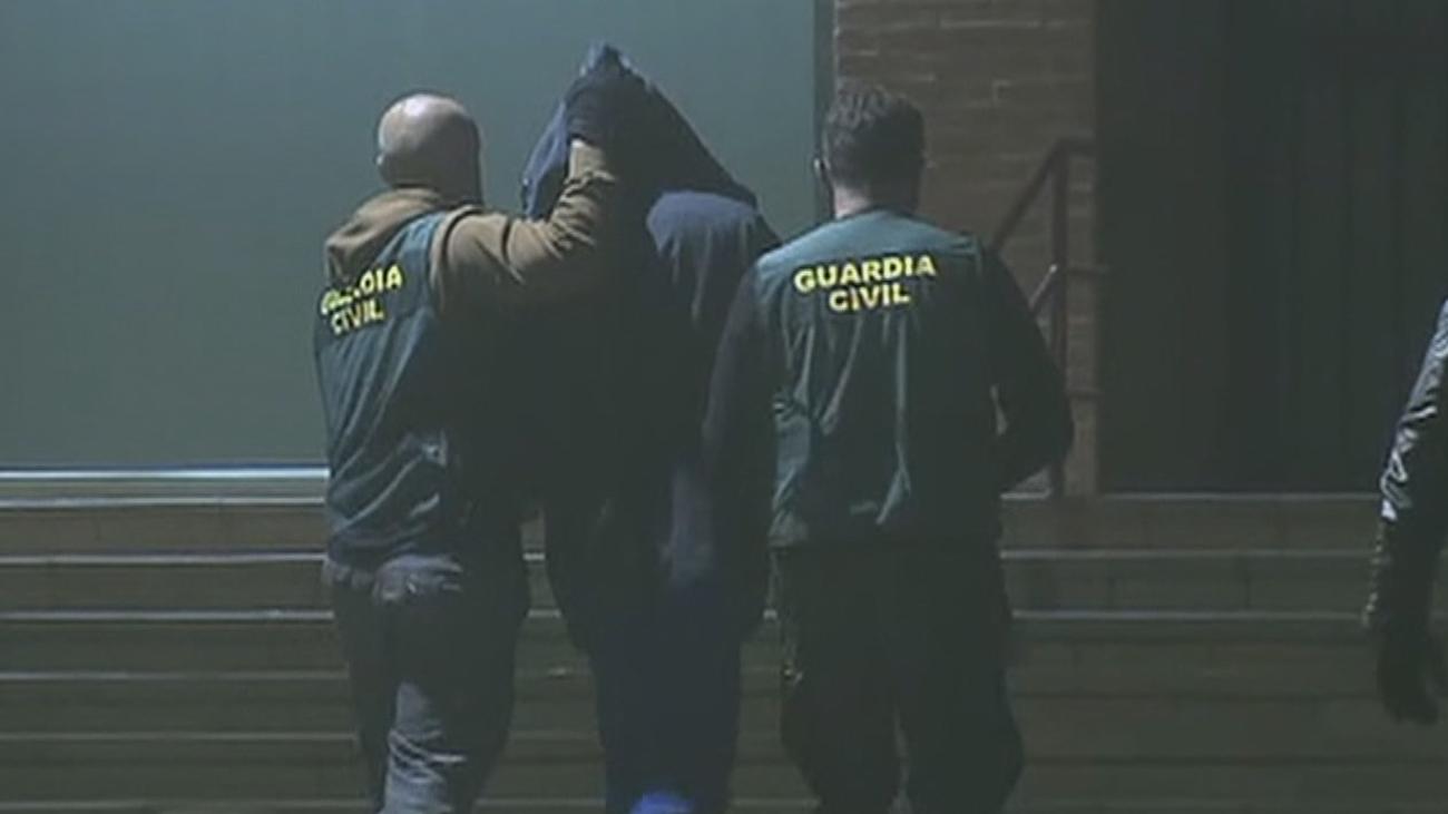 La Guardia Civil detuvo al autor del crimen de Velilla de San Antonio