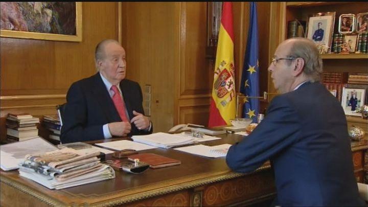 El Gobierno defiende que Juan Carlos I mantendrá de por vida el título de Rey