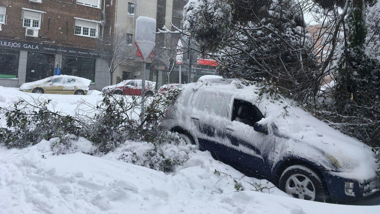 ¿Qué cubren los seguros con la nevada en Madrid?