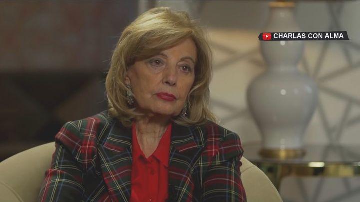 La tensa entrevista de Isabel Gemio a María Teresa Campos