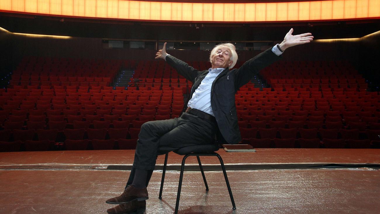 Albert Boadella en los Teatros del Canal