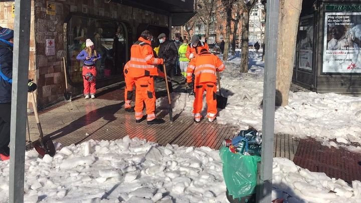 Los municipios afectados por la nevada  tendrán que enviar un informes de daños antes del 21 de enero